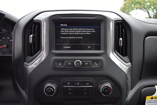 2021 Chevrolet Silverado 2500 Double Cab 4x4, Knapheide Service Body #CM33362 - photo 14
