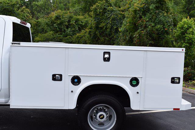 2021 Chevrolet Silverado 2500 Double Cab 4x4, Knapheide Service Body #CM33362 - photo 17