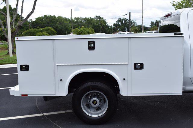 2021 Chevrolet Silverado 2500 Double Cab 4x4, Knapheide Service Body #CM33362 - photo 20