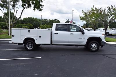 2021 Chevrolet Silverado 2500 Double Cab 4x4, Knapheide Service Body #CM33362 - photo 3