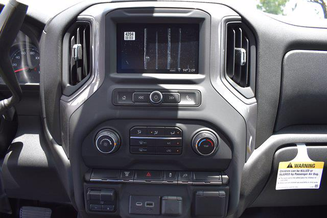 2021 Chevrolet Silverado 3500 Crew Cab AWD, Crane Body Mechanics Truck #CM47741 - photo 40