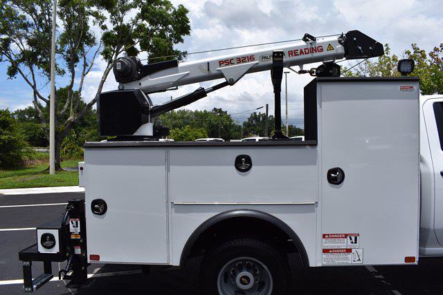 2021 Chevrolet Silverado 3500 Crew Cab AWD, Crane Body Mechanics Truck #CM47741 - photo 45