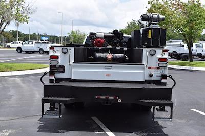 2021 Chevrolet Silverado 3500 Crew Cab AWD, Crane Body Mechanics Truck #CM47741 - photo 33