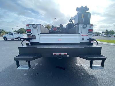 2021 Chevrolet Silverado 3500 Crew Cab AWD, Crane Body Mechanics Truck #CM47741 - photo 13