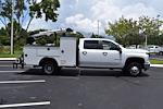 2021 Chevrolet Silverado 3500 Crew Cab AWD, Crane Body Mechanics Truck #CM47741 - photo 32