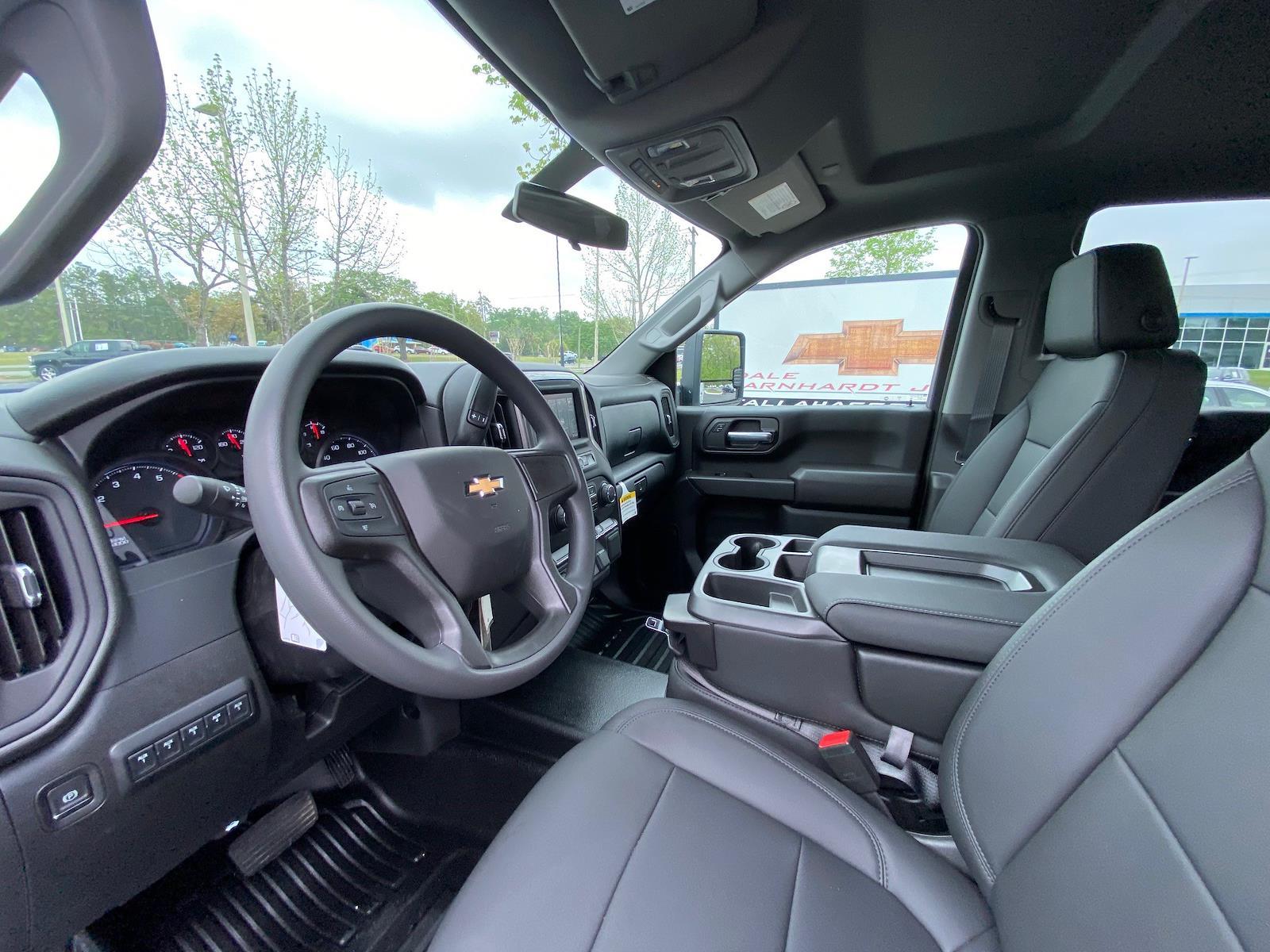 2021 Chevrolet Silverado 2500 Crew Cab 4x2, Knapheide Steel Service Body #CM94273 - photo 9