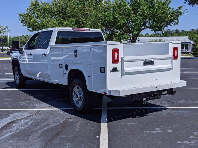 2021 Chevrolet Silverado 2500 Crew Cab 4x2, Knapheide Steel Service Body #CM94273 - photo 21