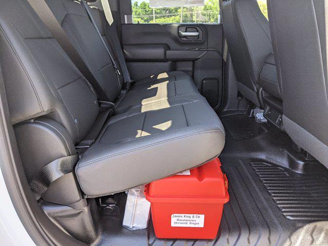 2021 Chevrolet Silverado 2500 Crew Cab 4x2, Knapheide Steel Service Body #CM94273 - photo 48