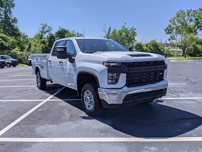 2021 Chevrolet Silverado 2500 Crew Cab 4x2, Knapheide Steel Service Body #CM94273 - photo 17