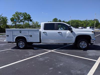 2021 Chevrolet Silverado 2500 Crew Cab 4x2, Knapheide Steel Service Body #CM94273 - photo 18