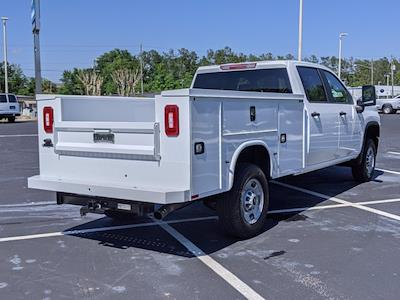 2021 Chevrolet Silverado 2500 Crew Cab 4x2, Knapheide Steel Service Body #CM94273 - photo 19