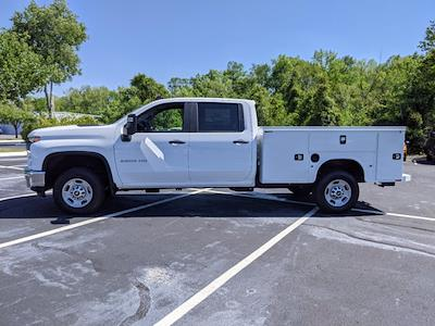 2021 Chevrolet Silverado 2500 Crew Cab 4x2, Knapheide Steel Service Body #CM94273 - photo 22