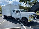 2021 Silverado Medium Duty Crew Cab DRW 4x2, Box Truck #DM83687 - photo 5