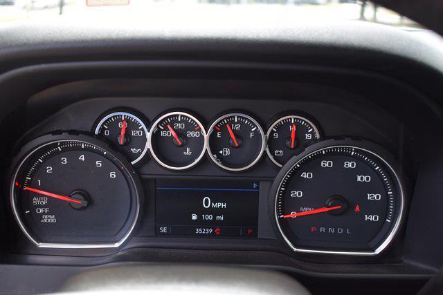2019 Chevrolet Silverado 1500 Double Cab 4x2, Pickup #M23323A - photo 19
