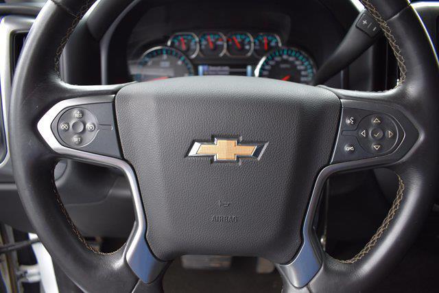 2015 Chevrolet Silverado 1500 Crew Cab 4x4, Pickup #M73728B - photo 15