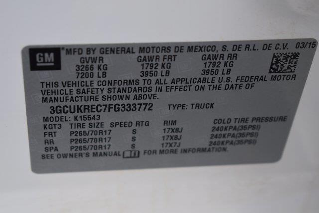 2015 Chevrolet Silverado 1500 Crew Cab 4x4, Pickup #M73728B - photo 30