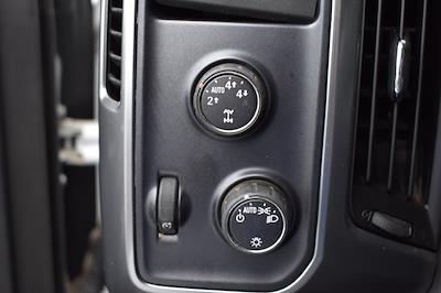 2015 Chevrolet Silverado 1500 Crew Cab 4x4, Pickup #M73728B - photo 14