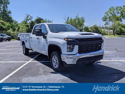 2021 Chevrolet Silverado 2500 Crew Cab 4x2, Knapheide Steel Service Body #CM94273 - photo 16