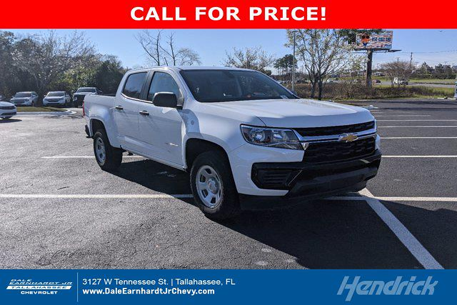 2021 Chevrolet Colorado Crew Cab 4x2, Pickup #M22533A - photo 1