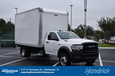 2021 Ram 4500 Regular Cab DRW 4x2,  Dry Freight #P73664 - photo 1