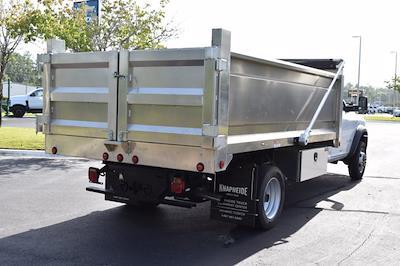 2021 Ram 4500 Regular Cab DRW 4x2, Aluminum Dump Body #P73668 - photo 2