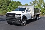 2021 Ram 4500 Regular Cab DRW 4x2, Aluminum Dump Body #P73668 - photo 6