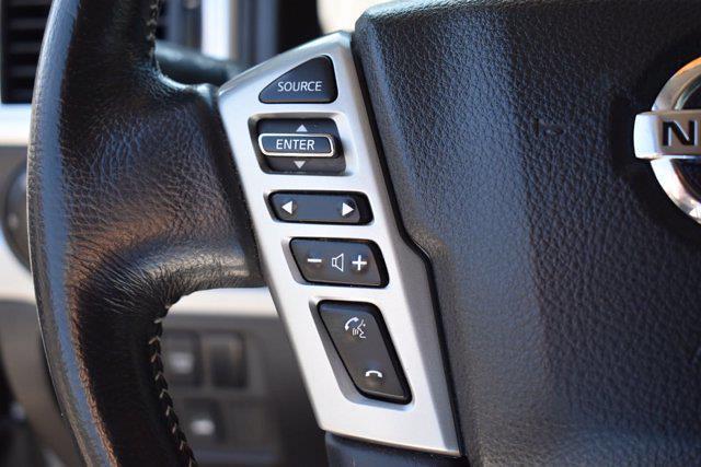 2018 Nissan Titan XD Crew Cab 4x4, Pickup #SA37855 - photo 16