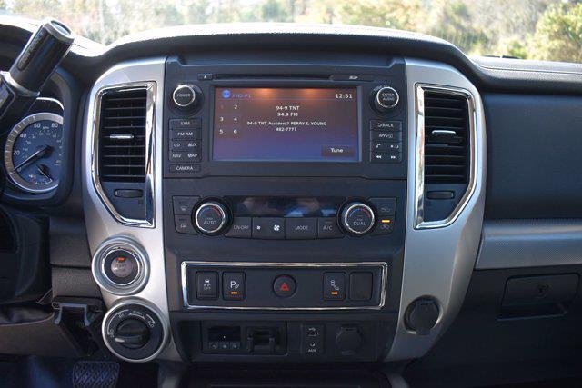 2018 Nissan Titan XD Crew Cab 4x4, Pickup #SA37855 - photo 18