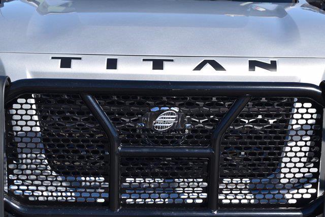 2018 Nissan Titan XD Crew Cab 4x4, Pickup #SA37855 - photo 30