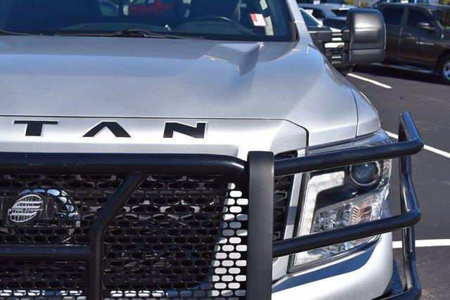 2018 Nissan Titan XD Crew Cab 4x4, Pickup #SA37855 - photo 31