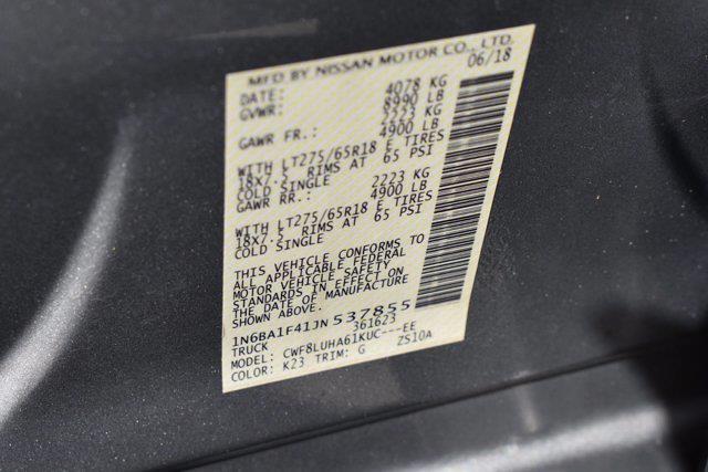 2018 Nissan Titan XD Crew Cab 4x4, Pickup #SA37855 - photo 32