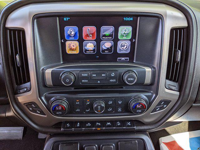 2018 GMC Sierra 1500 Crew Cab 4x4, Pickup #X38894 - photo 25