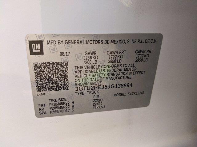 2018 GMC Sierra 1500 Crew Cab 4x4, Pickup #X38894 - photo 46