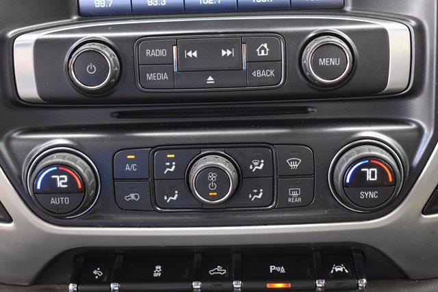 2016 GMC Sierra 1500 Crew Cab 4x4, Pickup #XH27604A - photo 20
