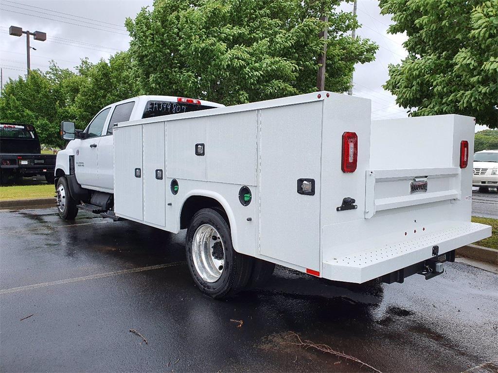 2020 Chevrolet Silverado 5500 Crew Cab DRW 4x2, Knapheide Service Body #T201030 - photo 1