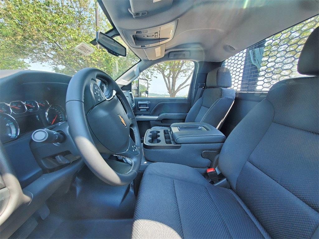 2020 Silverado 5500 Regular Cab DRW 4x2,  Knapheide Platform Body #T201033 - photo 19