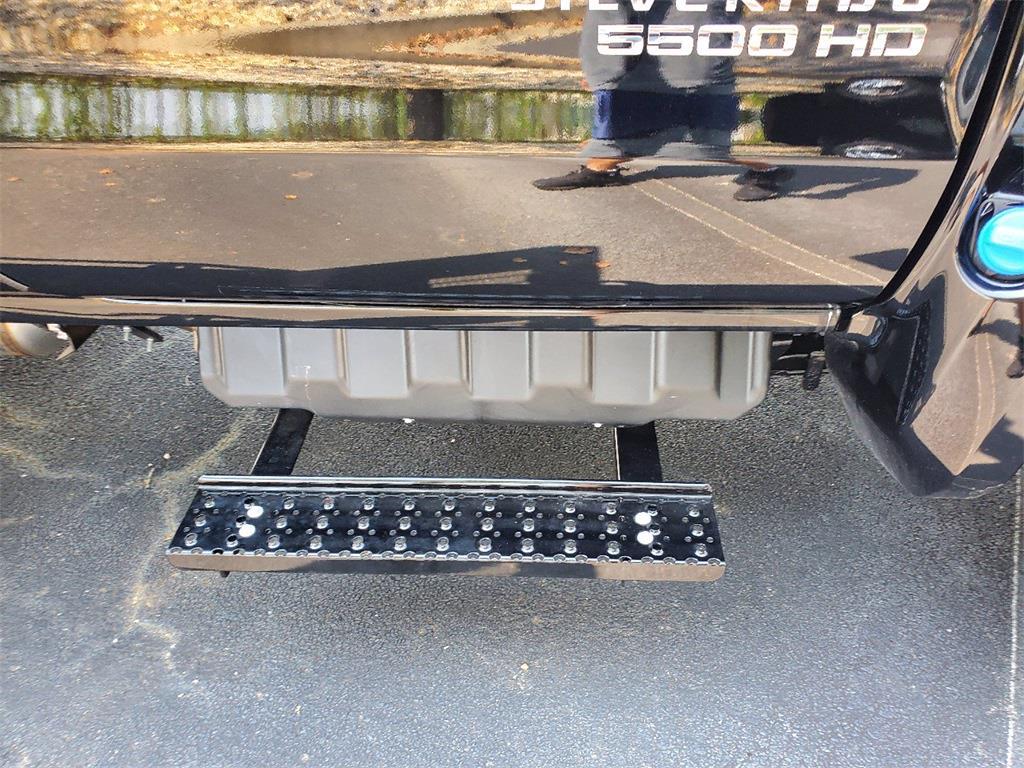 2020 Silverado 5500 Regular Cab DRW 4x2,  Knapheide Platform Body #T201033 - photo 7