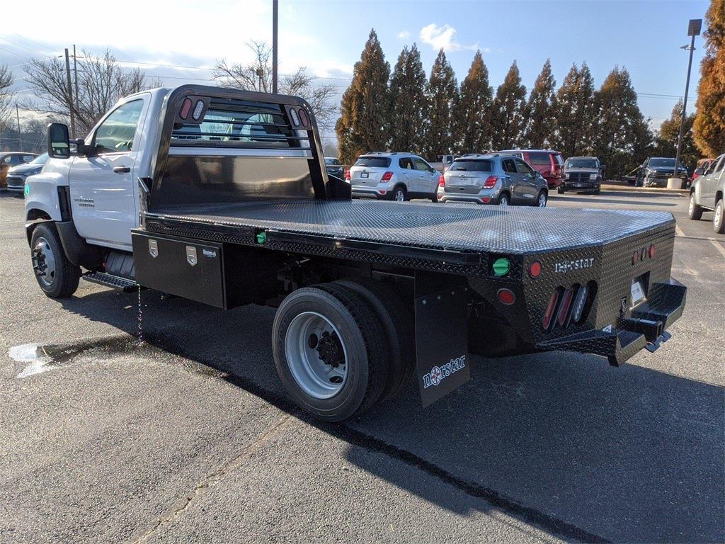 2020 Chevrolet Silverado 5500 Regular Cab DRW 4x2, Norstar Platform Body #T201034 - photo 1