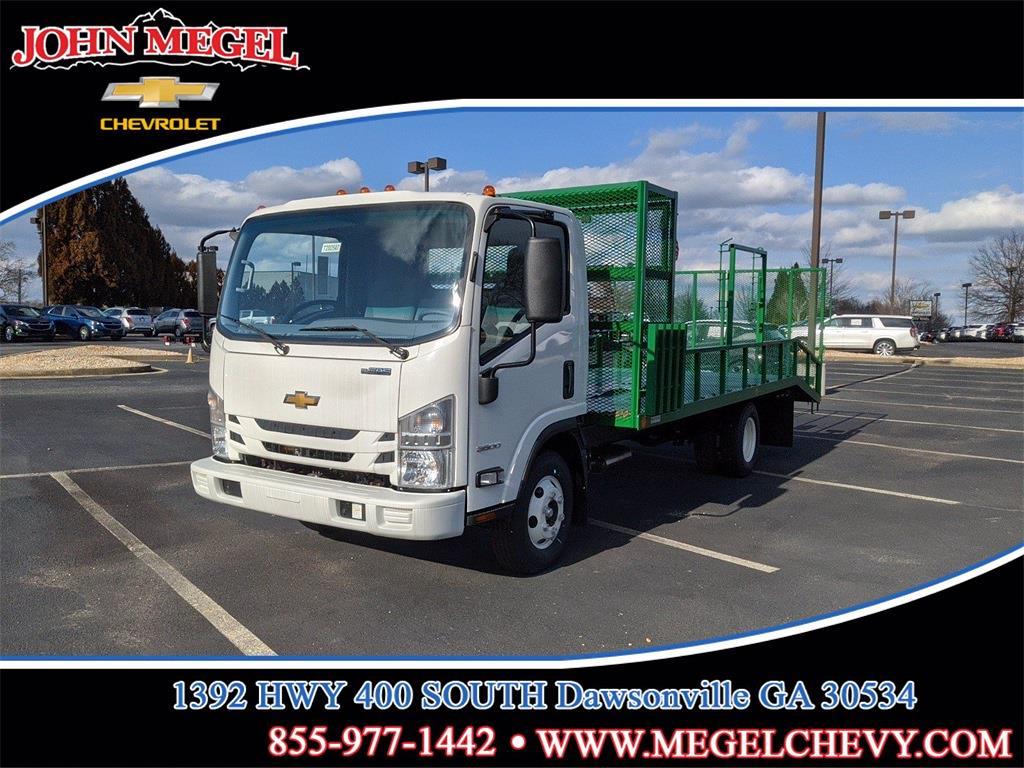 2020 Chevrolet LCF 3500 Regular Cab DRW 4x2, Womack Truck Body Dovetail Landscape #T202547 - photo 1