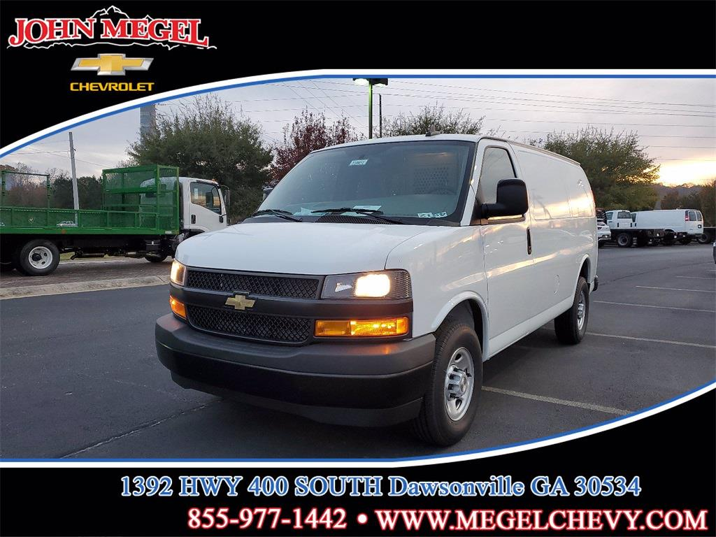 2020 Chevrolet Express 2500 4x2, Adrian Steel Upfitted Cargo Van #T209012 - photo 1