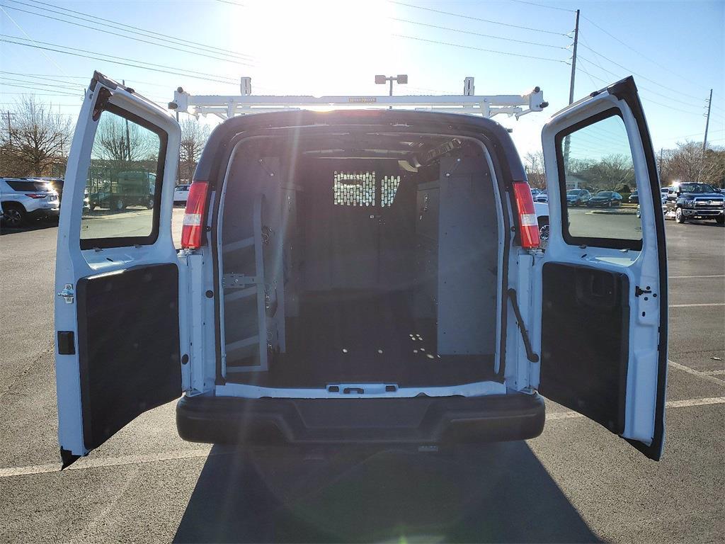 2020 Chevrolet Express 3500 4x2, Kargo Master Upfitted Cargo Van #T209013 - photo 1