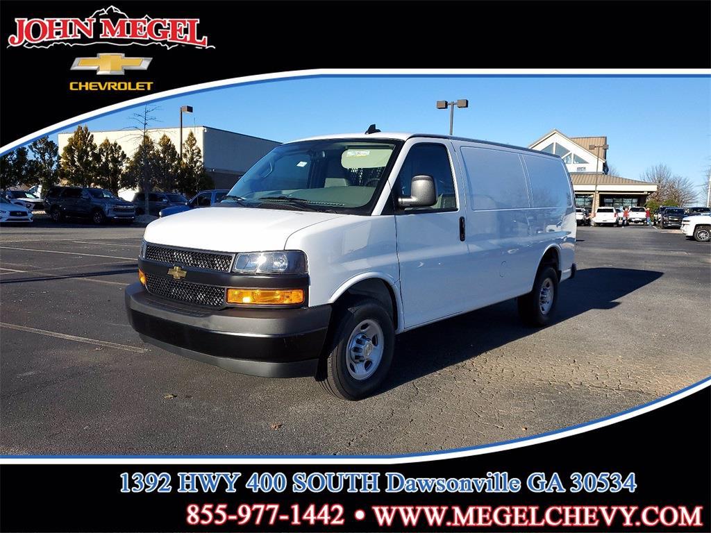 2020 Chevrolet Express 2500 4x2, Adrian Steel Upfitted Cargo Van #T209015 - photo 1