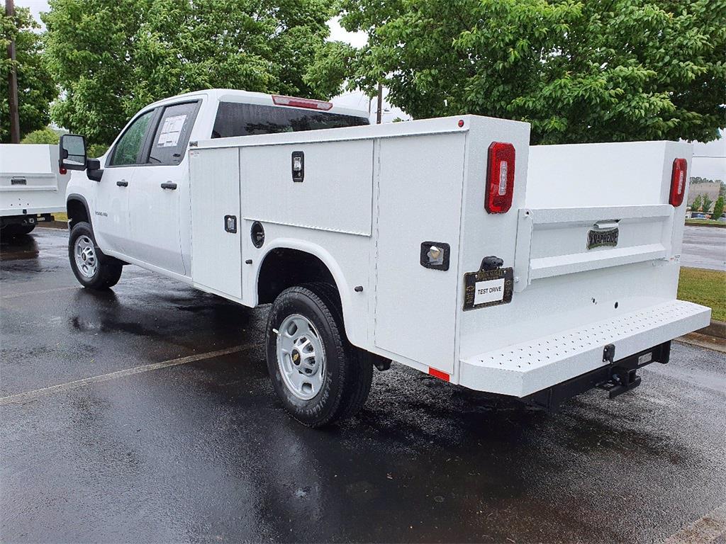 2021 Chevrolet Silverado 2500 Crew Cab 4x2, Knapheide Service Body #T211014 - photo 1