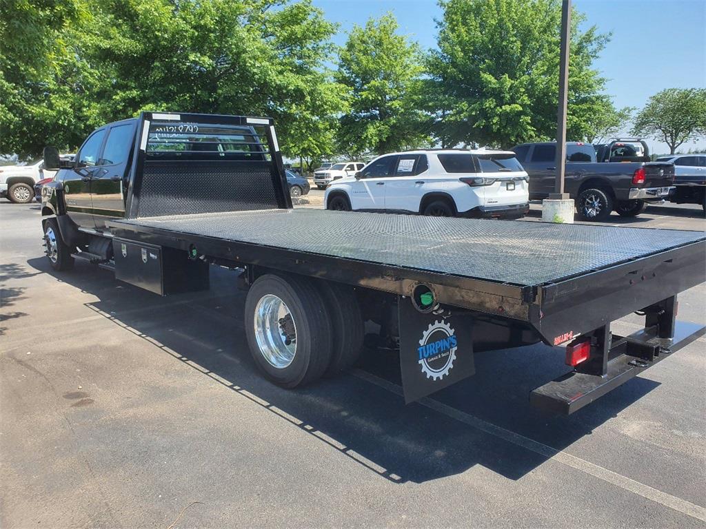 2021 Chevrolet Silverado 6500 Crew Cab DRW 4x2, Platform Body #T211015 - photo 1