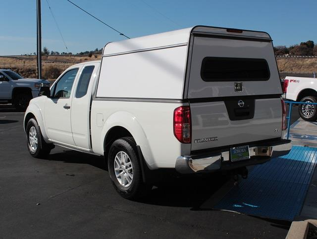 2018 Nissan Frontier King Cab 4x2, Pickup #21S066A - photo 1