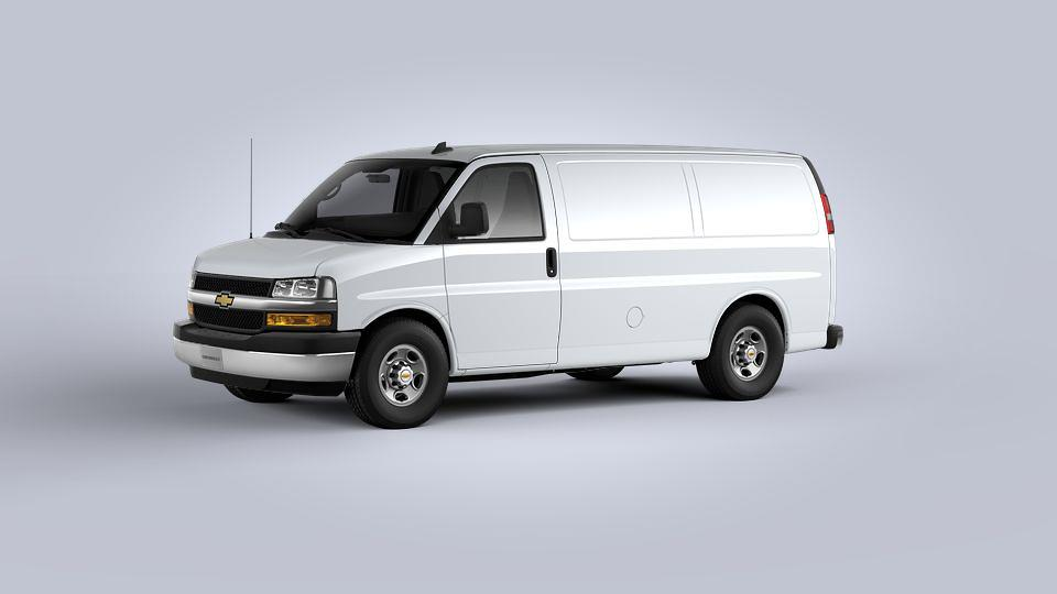 2021 Chevrolet Express 2500 4x2, Empty Cargo Van #21T145 - photo 1