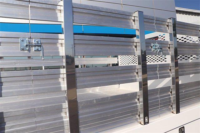 2021 Silverado 5500 Regular Cab DRW 4x2,  Scelzi Stake Bed #21T379 - photo 7