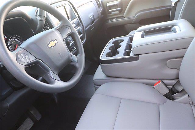 2021 Silverado 5500 Regular Cab DRW 4x2,  Scelzi Stake Bed #21T379 - photo 10
