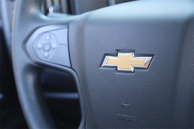 2021 Silverado 5500 Regular Cab DRW 4x2,  Scelzi Stake Bed #21T379 - photo 21