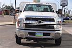 2021 Silverado 5500 Regular Cab DRW 4x2,  Scelzi Stake Bed #21T379 - photo 4